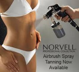 esthetics spray tanning piercing